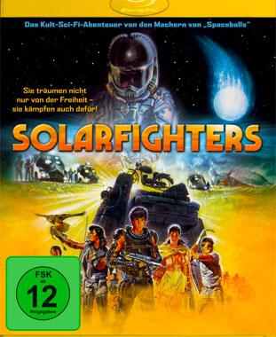 Les guerriers du Soleil (1986) le blu-ray allemand de 2014