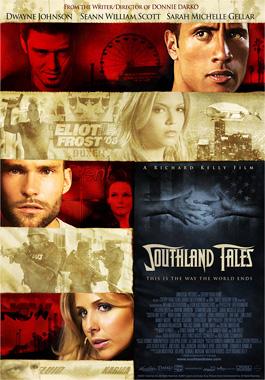 Southland Tales, le film de 2006