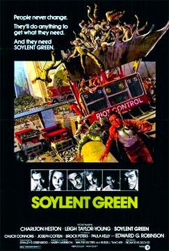 Soleil vert, le film de 1973 poster
