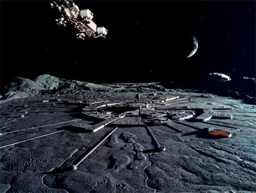 Cosmos 1999, la série télévisée de 1975