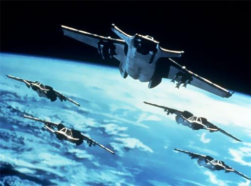 Space 2063, la série de 1995
