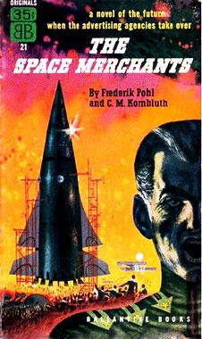 Planètes à gogos, le roman de 1952