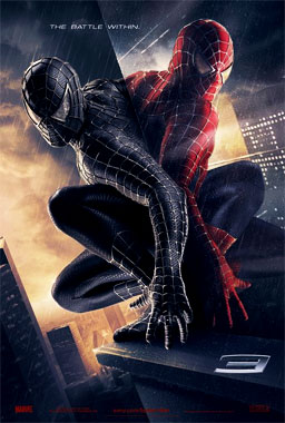 Spider Man 3, le film de 2007