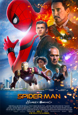 Spider-man: Homecoming, le film de 2017