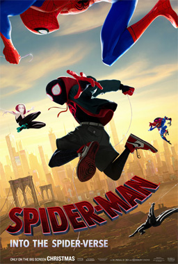 Spider-Man: Into the Spider-verse, le film animé de 2018
