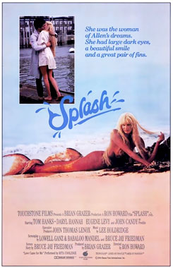 Splash, le film de 1984