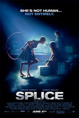 Splice, le film de 2010