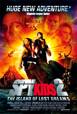 Spy Kids, le film de 2002
