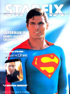 Starfix numéro 6 de juillet 1983