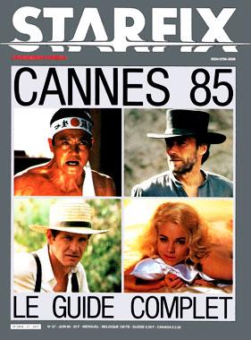 Starfix, le numéro 27 de juin 1985