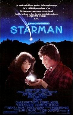 Starman, le film de 1984