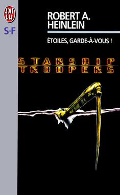 Étoiles, garde à vous !, le roman de 1959