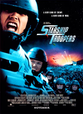 Starship Troopers, le film de 1997