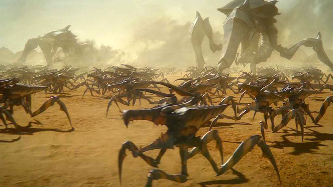 Starship Troopers: Traitor of Mars, le film animé de 2017