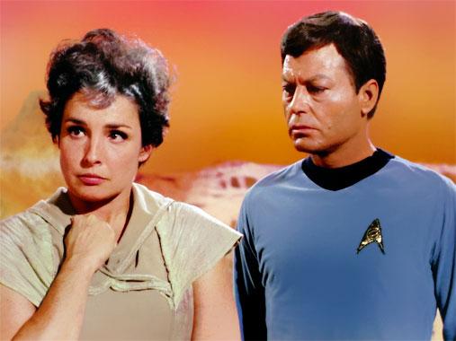 Star Trek (1966) saison 1 épisode 1: Ils étaient des millions