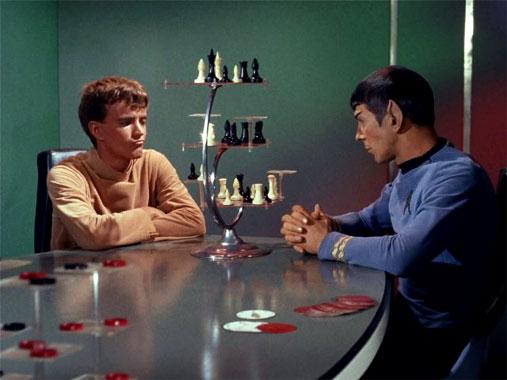 Star Trek saison 1 épisode 2 Charlie X (1966)