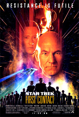 Star Trek: Premier contact, le film de 1996