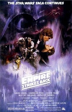 Star Wars 5: L'Empire contre-attaque, le film de 1980
