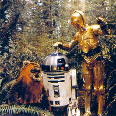 Star Wars 6: Le retour du Jedi, le film de 1983