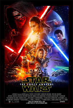 Star Wars 7: The Force Awakens, le film de 2015
