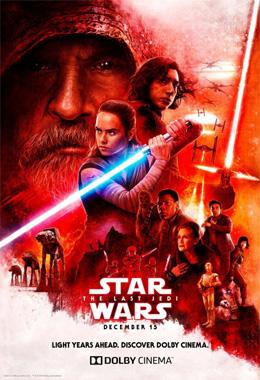 Star Wars 8 : Les derniers Jedi (2017)