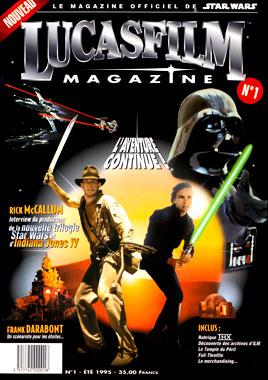 Lucasfilm Magazine numéro 1, été 1995