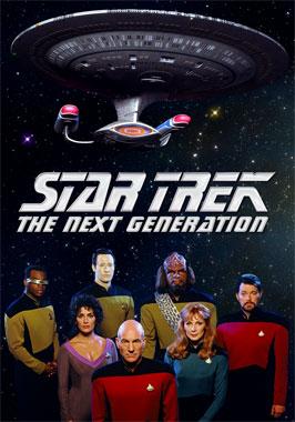 Star Trek: La nouvelle génération, la série de 1987