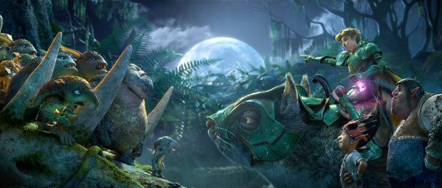 Strange Magic (2015) photo