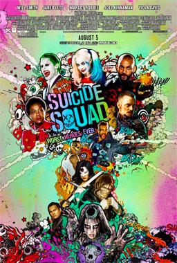 Suicide Squad, le film de 2016