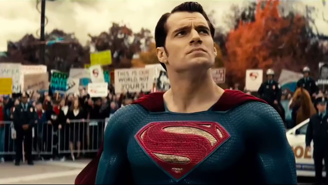 Superman vs Batman: Dawn Of Justice, le film de 2015