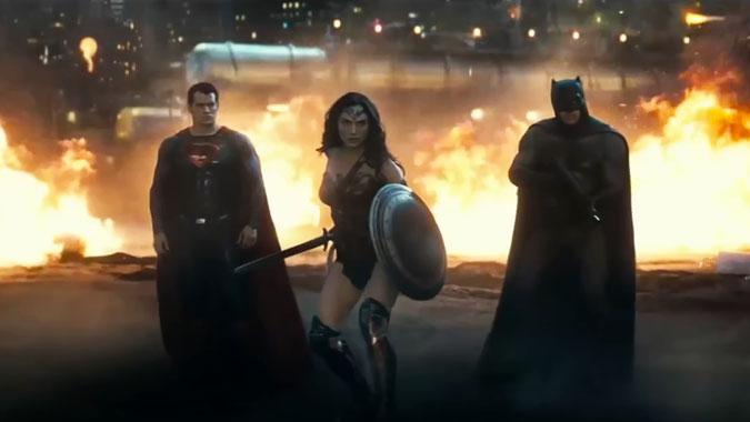 Superman vs Batman: Dawn Of Justice, le film de 2015