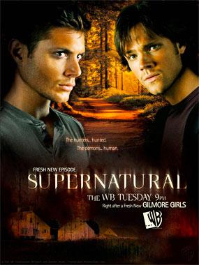 Supernatural, la saison 5 de 2009 de la série télévisée de 2005