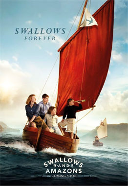 Swallows And Amazons, le film de 2016