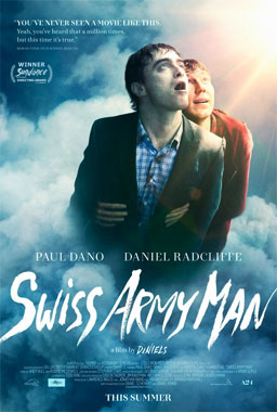 Swiss Army Man, le film de 2016