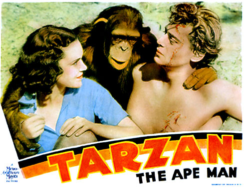 Tarzan, l'homme singe (1932) photo