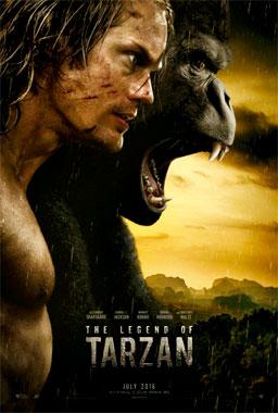 Tarzan, le film de 2016