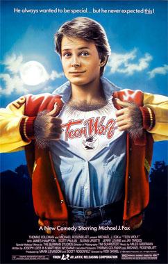 Teen Wolf, le film de 1985