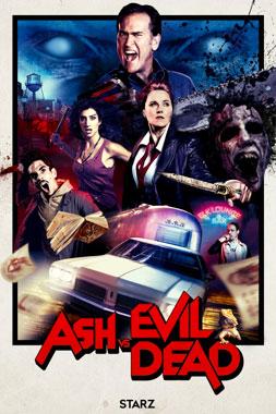 Ash vs The Evil Dead, la saison 2 de 2016 de la série de 2015