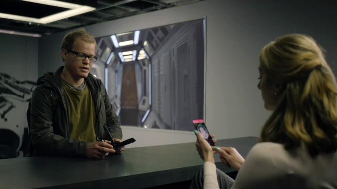 Black Mirror S04E01: USS Callister (2017)