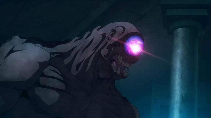 Castlevania, la série animée de 2017