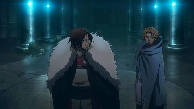 Castlevania S01E03: Labyrinthe (2017)
