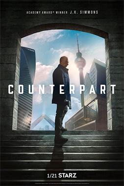 Counterpart, la série télévisée de 2018