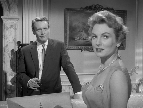 Destination Danger S01E01: Le Paysage qui accuse (1960)