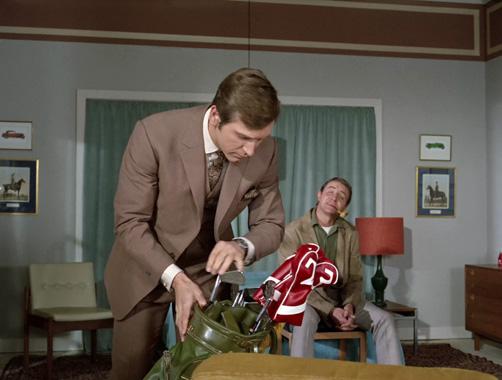 Département S S01E05 : Handicap Mort (1969)