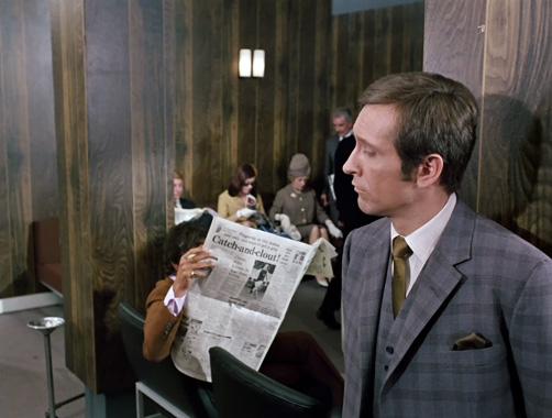 Département S S01E06 : Six jours (1969)