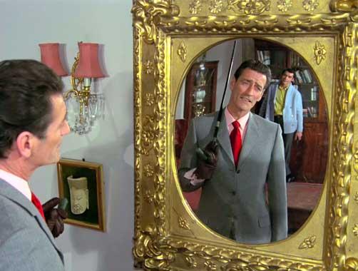 Département S S01E20 : La Mort dans le miroir (1969)
