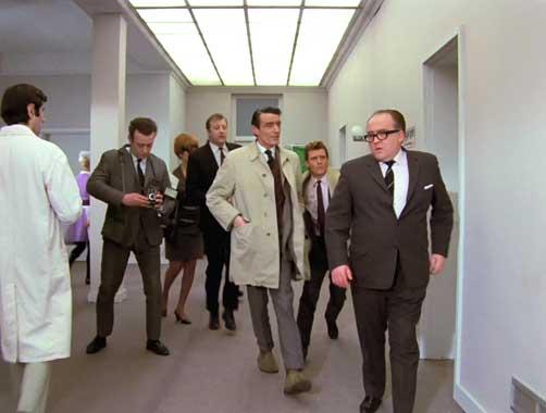 Département S S01E21: Autrefois à Istanbul (1969)