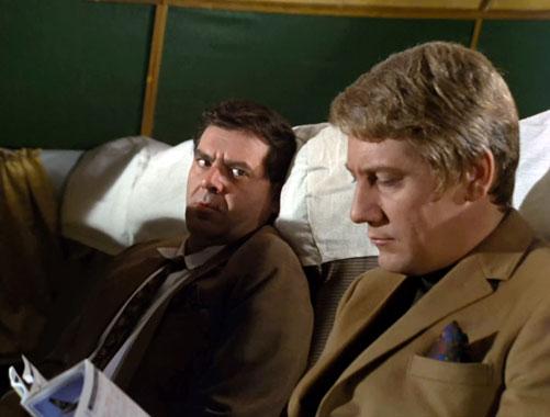 Département S S01E23 : Mort dans un hangar (1969)
