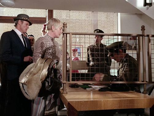 Département S S01E25 : Michèle (1970)