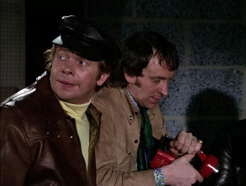 Département S S01E28 : La soupe du jour (1970)